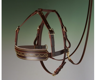 The Karenswood Cart Pulling Harness