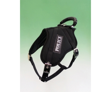 The Karenswood Riot Harness with Steel Buckles