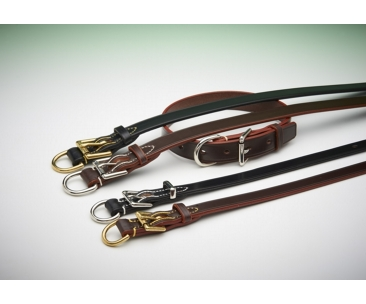 The Karenswood Bridle Leather Collar