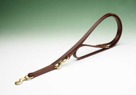 Best Bridle Leather Double Training Lead